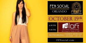 FEN Social Orlando Aloft | Fashion, Art, Music, Entertainment, Networking