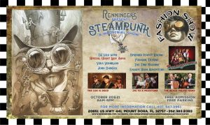 Steampunk & Industrial show