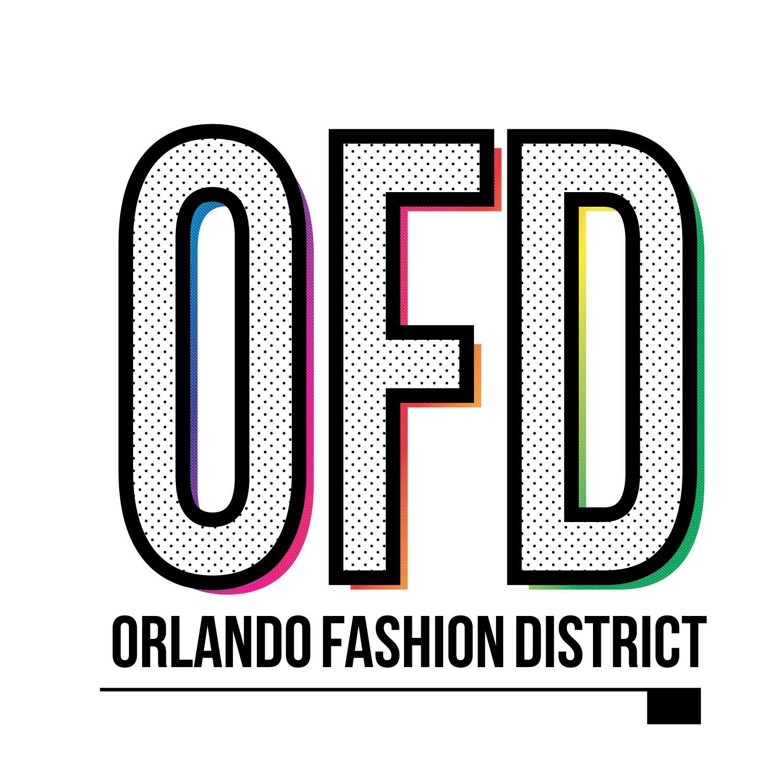 Orlando Fashion District logo