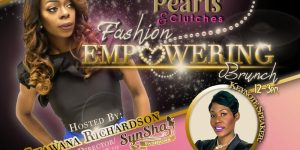 Pretty Pearls & Clutches Fashion Empowering Brunch