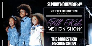Set It Off Kids Fashion Show