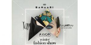 AXIOM Gallery Winter Fashion Show