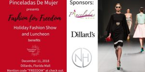 Pinceladas de Mujer Fashion for Freedom