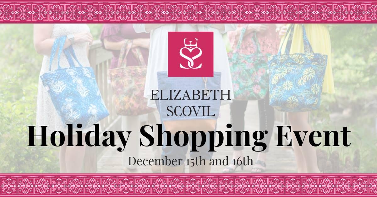 Elizabeth Scovil Holiday Shopping