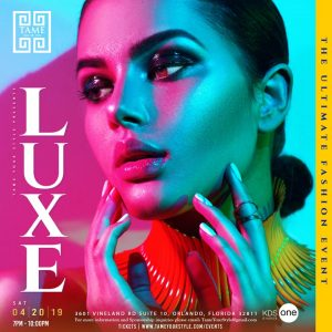 LUXE The Ultimate Fashion Event